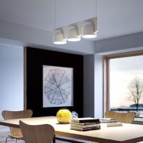Подвесной светильник  89175/3А white