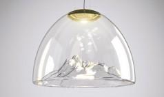 Подвесной светильник  89260P/silver