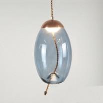 Подвесной светильник  89966P/A copper+blue