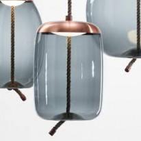 Подвесной светильник  89966P/B copper+blue