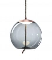 Подвесной светильник  89966P/C copper+blue