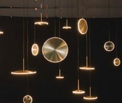 Подвесной светильник   89030/М horizontal design