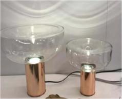 Настольный светильник 210109T/A S copper