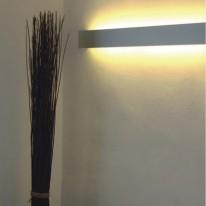 Профиль линейный светодиодный , двойной 7050