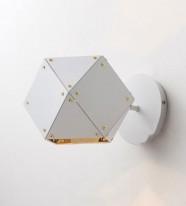 Настенный  светильник  бра B51101-1 white