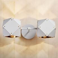 Настенный  светильник  бра B51101-2 white