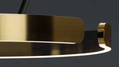 Pride Подвесной светильник 89979R/D400