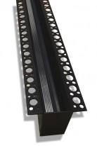 Pride Магнитная шина для врезного монтажа MG -E7110-2 black