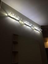 Настенный светильник БРА PRIDE 5014-2 G9