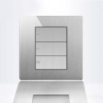 Проходной трехклавишный выключатель K9-3B