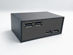 Блок USB 39 black