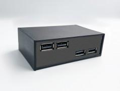 Блок USB 27 black