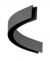 Магнитная шина, круг  MG-E7900R 1/4 Black