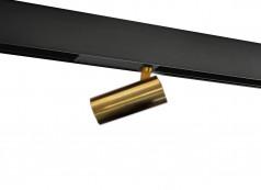 Светильник на  магнитную шину DALI Sun 76136 Bronze