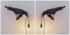 Pride  Настенный светильник 59144W/L black