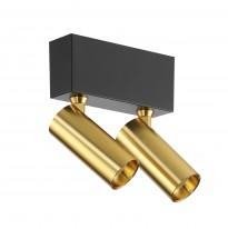 Светильник на магнитную шину Sun 27-35/2 gold