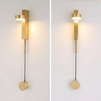 Pride Ќастенный светильник 5B2020 Gold