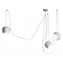 Подвесной светильник 89069/3B white