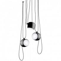 Подвесной светильник 89069/3B black