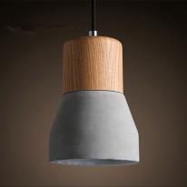Светильник гипсовый подвесной 89130 WG