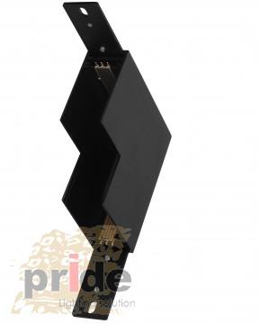 Pride Угловой соединитель для магнитной системы MG 72 (Sandy black)