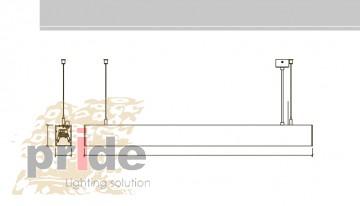 Pride Светильник подвесной BPE-70114