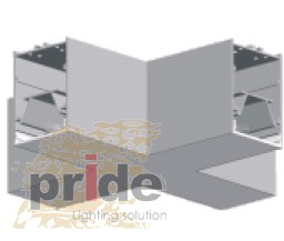 Pride Соединитель Х-угловой  FY-7005