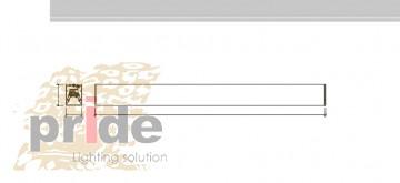 Pride Светильник накладной  BYE-70112
