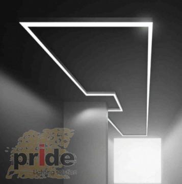 Pride Светильник накладной  BYE-70113