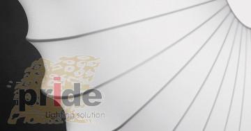 Pride Светильник накладной текстильный C-400