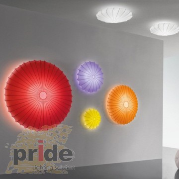 Pride Светильник накладной текстильный C-550