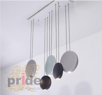Pride Светильник подвесной 79203M black