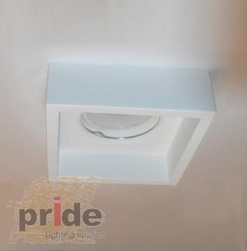 Pride Светильник гипсовый встраиваемый 70013