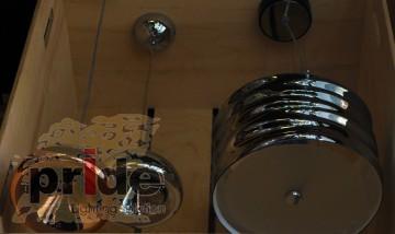 Pride Светильник подвесной 82717/S copper