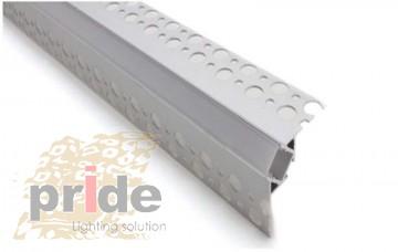 Pride Угловой светодиодный профиль 75022