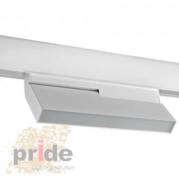 Pride Светильник на  магнитную шину Lunar 7320 white