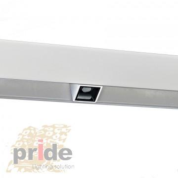 Pride Светильник на  магнитную шину Star 7001 white