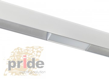 Pride Светильник на  магнитную шину Moon 7007 white