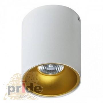 AZzardo Точечный светильник Remo WH+Remo R