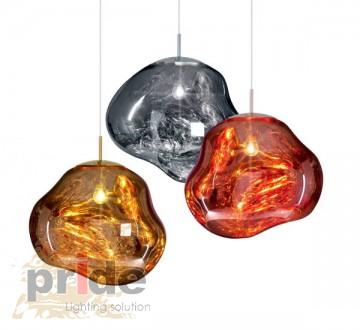 Pride Подвесной светильник  89305 M gold