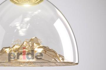 Pride Подвесной светильник  89260P/silver