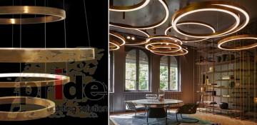 Pride Подвесной светильник  89989 R/D800