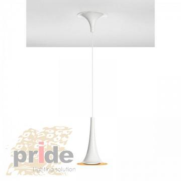 Pride Подвесной светильник  89923P/1  gold+gold