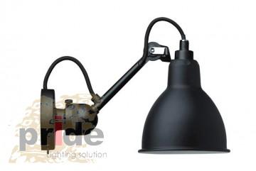 Pride Настенный  светильник 59018W-1 Bk