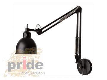 Pride Настенный  светильник 59018W-2 Bk