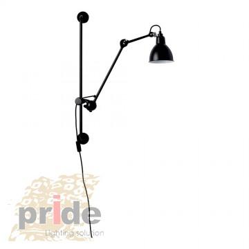 Pride Настенный  светильник 59019W -3 black