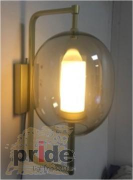 Pride Настенный светильник  59939W gold