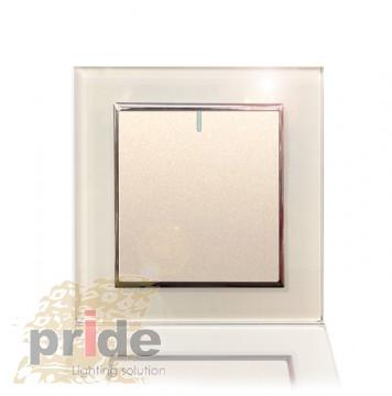 Pride  A77-K19 Одноклавишный перекрестный выключатель