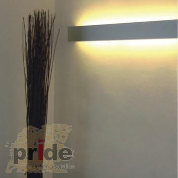 Pride Профиль линейный светодиодный , двойной 7050