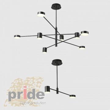Pride Потолочный светильник  D61213-8